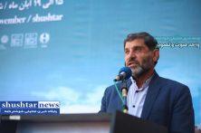 سردار گیلانی سخنران افتتاحیه ستاد مرکزی آیت الله رئیسی در شوشتر