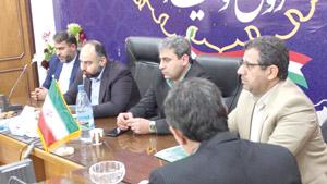 ۱۳ معتمد هیئت اجرایی انتخابات در شوشتر معرفی شدند
