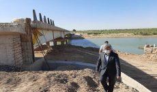 پیشرفت ۹۵ درصدی ساخت پل دیلم / اعتبار ۱۳۵ میلیارد ریالی