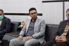 سرپرست جدید راه و شهرسازی شوشتر معارفه شد