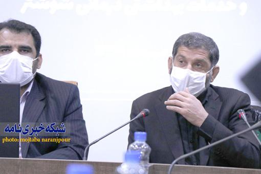 جلسه معارفه پزشکان متخصص جدیدالورود شهرستان شوشتر