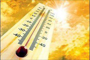 افزایش ۶ تا هفت درجهای دمای هوای خوزستان تاپایان هفته جاری