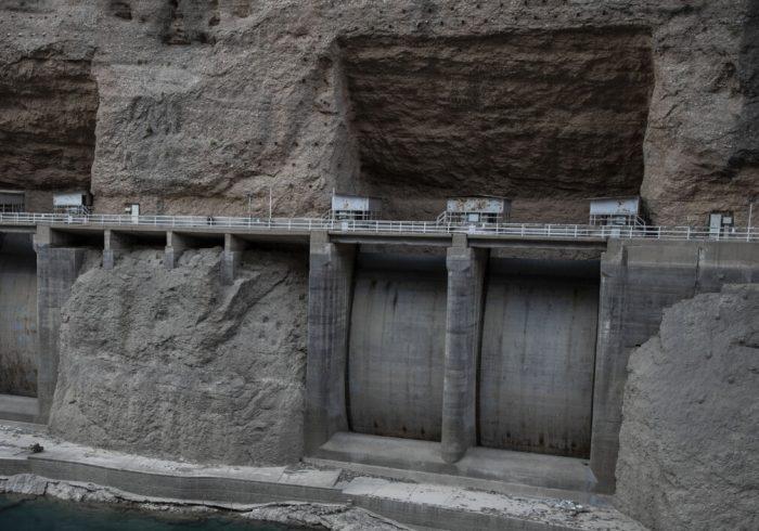 وضعیت دریاچه سد کرخه و دز