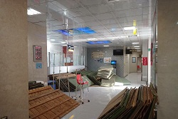 شمار بالای بیماران کرونا کلنیک تخصصی بیمارستان خاتمالانبیا را تعطیل کرد