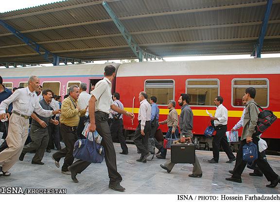 پیش فروش بلیت قطار برای اربعین آغاز شد