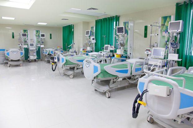 فاز دوم توسعه  بیمارستان شهدای شوشتر در حال ساخت است