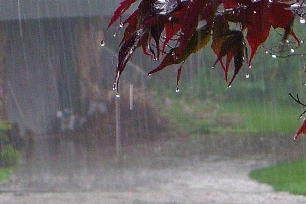 تگرگ، باران تا ۷۰ میلیمتر در خوزستان/ پیش بینی ۴۵ میلیمتری باران در شوشتر