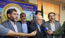 مذاکره با وزیر نفت برای ترمیم جاده ها و احداث سیل بند در شعیبیه