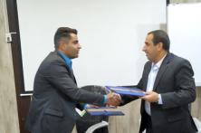 معاونت بهداشت دانشکده علوم پزشکی شوشتر با آموزش و پرورش تفاهمنامه همکاری امضا کرد