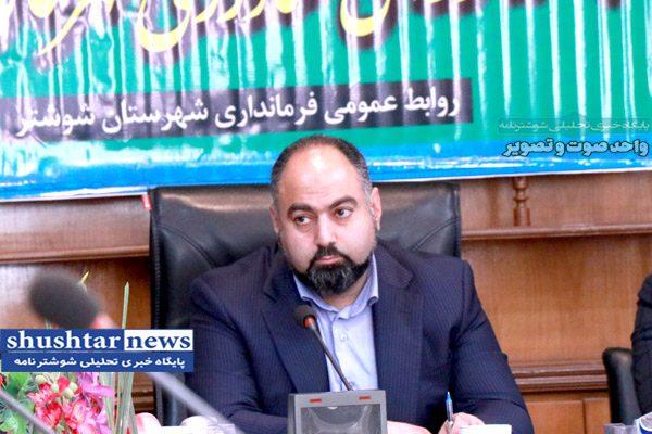 ثبت نام ۸۶۰ داوطلب برای حضور در انتخابات شورای اسلامی روستا در شوشتر