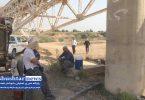احداث پل بندقیر ۲ شروع شد