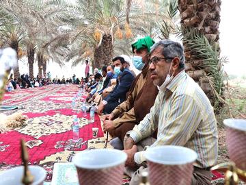 جشنواره برداشت برنج در شوشتر برگزار شد