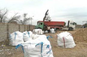 امحاء ١٢ تن پسماند ویژه کشاورزی در شوشتر