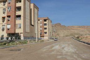 تسریع در عملیات آسفالت معابر مسکن مهر شوشتر
