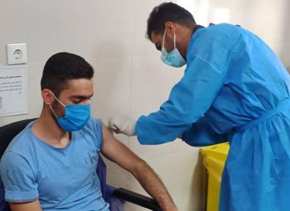 آغاز واکسیناسیون دانشجویان کارورز دانشکده علوم پزشکی شوشتر