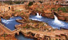 سازههای آبی تاریخی شوشتر در معرض تخریب