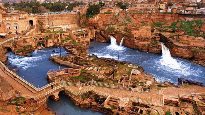 سفر فراکسیون گردشگری مجلس شورای اسلامی به شـوشـتر