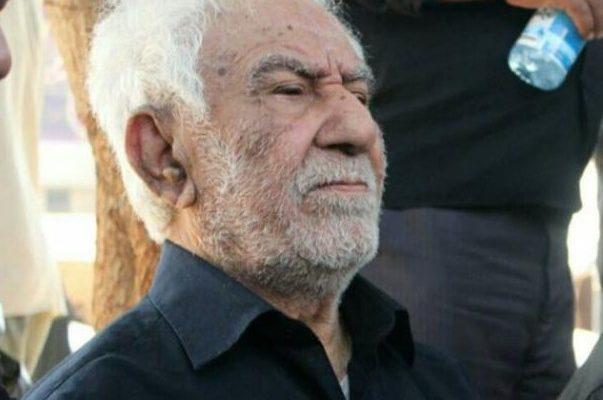 فرماندار شوشتر درگذشت پدر شهیدان مختاربند را تسلیت گفت