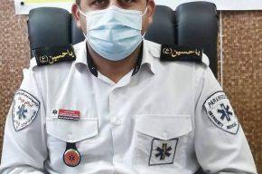 ۶۰۰۰ ماموریت فوریتهای پزشکی شوشتر در سال ۱۳۹۹/ بیماری قلبی و حوادث رانندگی در صدر ماموریتها