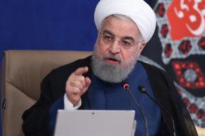 روحانی: اعتراض، حق مردم خوزستان است؛ این وسط ممکن است فرد نااهلی از سلاح استفاده کند / حساب مردم خوزستان از افراد معدودی که ممکن است شعارهایی بدهند، جداست