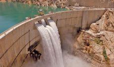 رهاسازی آب از سد کرخه افزایش یافت